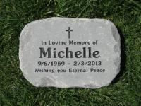 Large Custom Stepping Stone