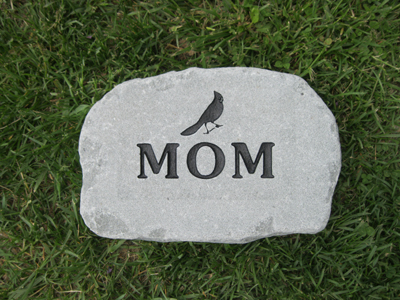 Small Personalized Stone